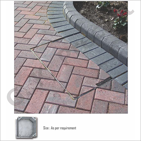 Recess Manhole Cover