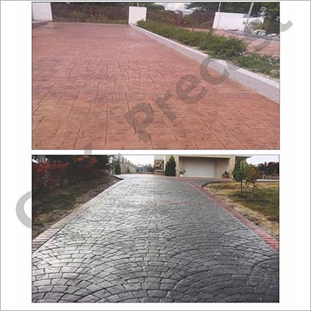 Stamp Concrete & Overlay Flooring