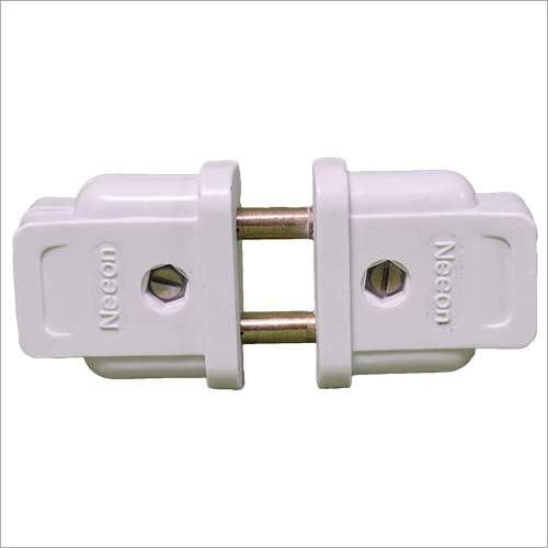 Plastic 2 Pin Electrical Plug