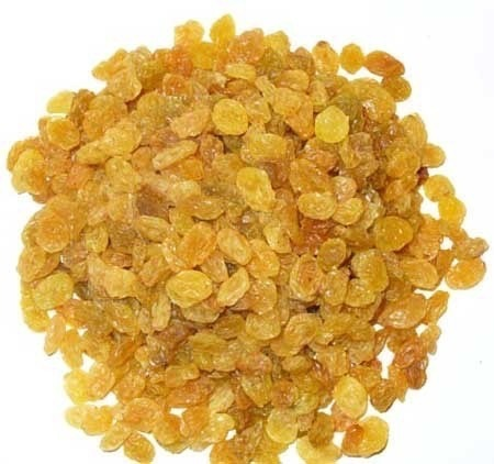 New Crop Golden Raisins