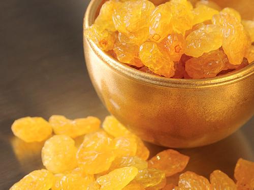 New Crop Golden Raisins