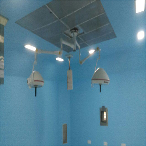 OT Plenum Laminar AIr Flow