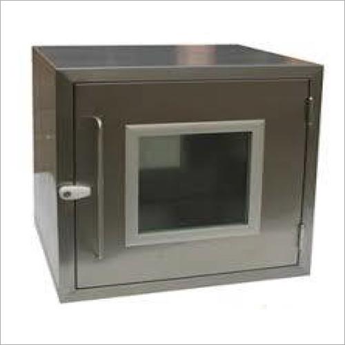 Static Steel Pass Box