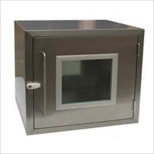 Static Steel Pass Box
