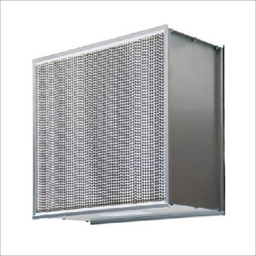 Semi Pleat Hepa Filters