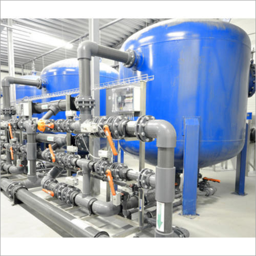 Boiler Treatment Plant