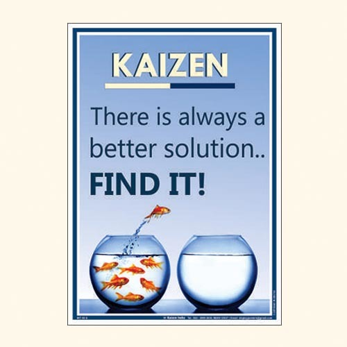Kaizen Posters INT 83