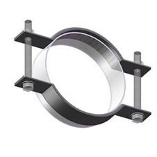 MS Aluminum Clamp