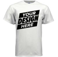 Mens Round Neck Custom Printed T-shirt  -------   Rs 70/ Piece