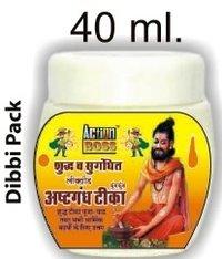Action Ashtagandha Tika