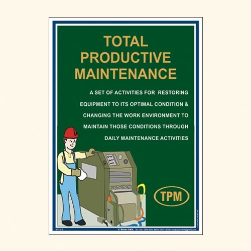 Total Productive Maintenance INT 12