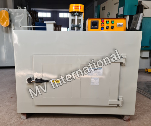 High Temperature Batch Oven