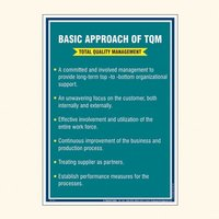 Total Quality Management INT 161