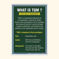 Total Quality Management INT 162