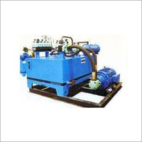 Zining Mill Hydraulics Power Pack