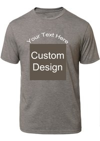 Customized Half Sleeve T-shirt  -----   Rs 70/ Piece