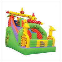 Kids Inflatable Slide Castle