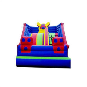 Double Side Inflatable Slide Hire