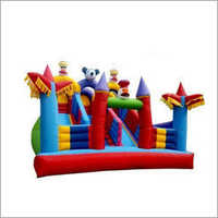 Jumping Inflatable  Castle