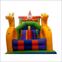 Inflatable Slide Castle