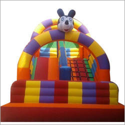 Mickey Mouse Inflatable Castle