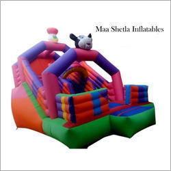 PVC Inflatable Slide Castle