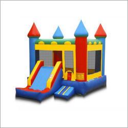 Kids Bouncy Balloon Castle
