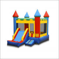 Kids Bouncy Balloon Castle