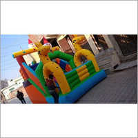 High Quality Inflatable Slide Castle