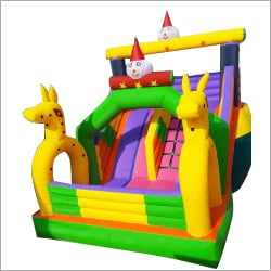 Inflatable Bounce Castle Jumper