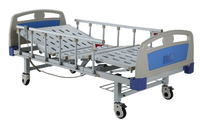 hospital bed  semi fowler