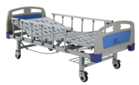 hospital bed  semi fowler