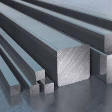 Aluminium Square Bar 6063