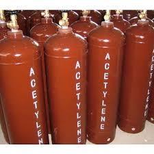 Dissolved Acetylene Gas