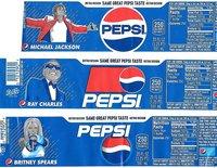 Cold Drink Bottle Labels