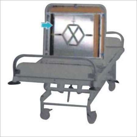 X-Ray Permeable Back Reset Section