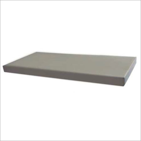 Single Mattress Plain Bed