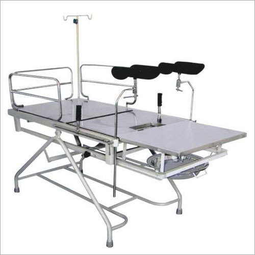 Obsteric Labour Table Telescopic (Fixed Height)
