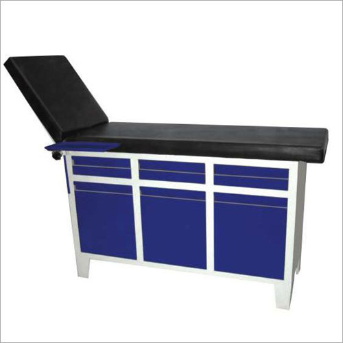 Examination Couch With Cabinet And Drawer