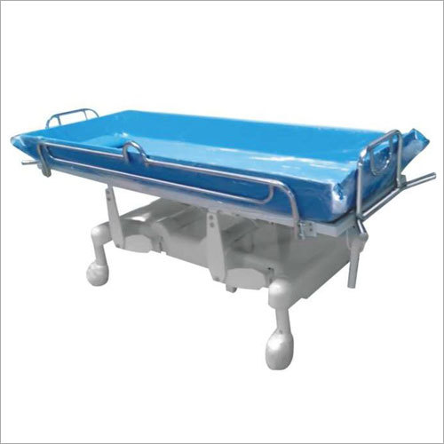 Patient Shower Trolley Hydraulic