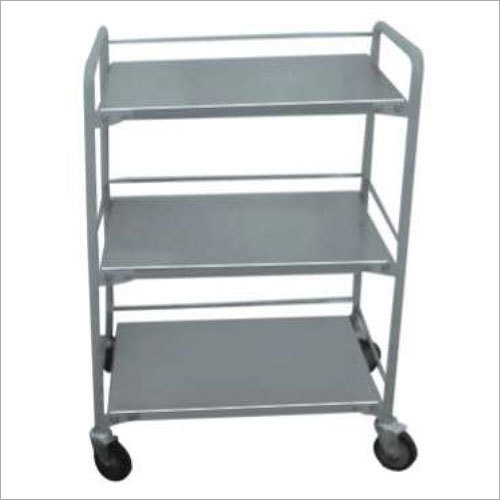 Instrument Trolley (Three Shelves)
