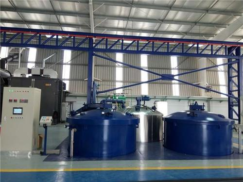 Vacuum Pressure Impregnation Equipment VPI System For Motor Transformer Capacitor Production