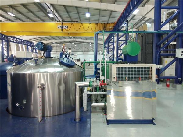 Vacuum Pressure Impregnation Equipment VPI System For Motor Transformer Capacitor Production
