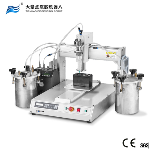 Benchtop Dispensing Robot For Two Component Mixing&Dispensing