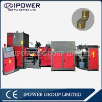 Automatic Horizontal Hot Forging Press Machine for Pipe Fittings