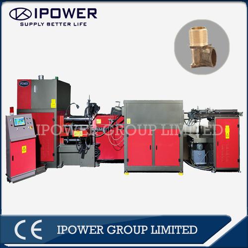 Brass Valve Automatic Hot Forging Press Machine