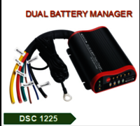 DC DC & MPPT Solar Charger 25Amp