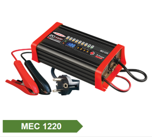 Automatic Charging 12V 20A 8 Stage Car Battery Charger
