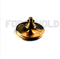 Round Gold Words Stainless Steel oem custom enamel lapel pin factory