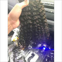 Black Deep Curly Human Hair